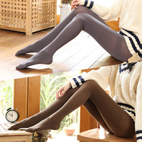 天鹅绒夏季薄款连体丝袜3双装