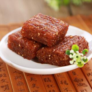 宇仔 休闲零食 素大刀肉 辣条 麻辣味 68g/袋