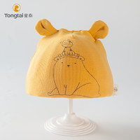 童泰 T82Y03260 婴儿帽子
