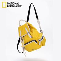 National Geographic国家地理双肩包军旅风背包女新款学生书包小