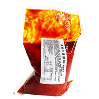 海底捞 番茄火锅底料 家庭餐饮装 1kg