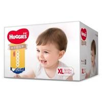 好奇Huggies 皇家铂金装拉拉裤 XL62片 御丝龙纹裤(新老包装随机发货) *3件