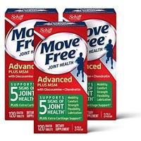 Move Free  益节葡萄糖胺和软骨素