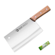 龙之艺 L201-1 不锈钢切片刀 送刮皮刀 15元包邮(需用券)