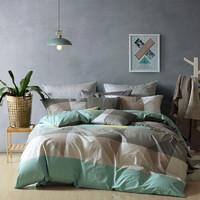 BAILISI 百丽丝 尚旋风 纯棉床上四件套 1.5米床
