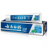 YUNNANBAIYAO 云南白药 冬青香型牙膏 165g *3件