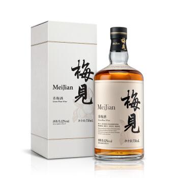 MeiJian 梅见 青梅酒 750ml
