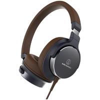 audio-technica 铁三角 ATH-SR5 头戴式HiFi耳机