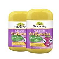 Nature's way 佳思敏 维生素蔬菜营养软糖 60粒/瓶 2瓶 *2件