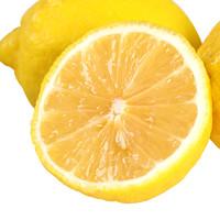 花半里 安岳黄柠檬 6斤