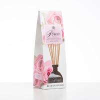 英国Price's藤条香薰空气净化香氛茶玫瑰味 玫红