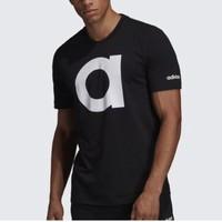adidas 阿迪达斯 FSG32 男子短袖T恤