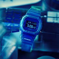 G-SHOCK X ABSOLUT绝对 伏特加联名款 运动腕表
