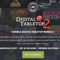 Humble Digital Tabletop 2 Steam桌游类游戏合集大包