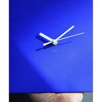 GUSHA 古莎 蓝色挂钟(白色指针) 1件
