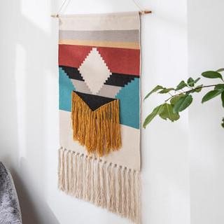 LASIKALA 拉斯卡拉 卧室客厅背景墙布 哈亚纳 70*50cm(挂毯)