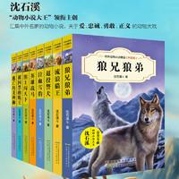 《沈石溪动物小说》全套8册