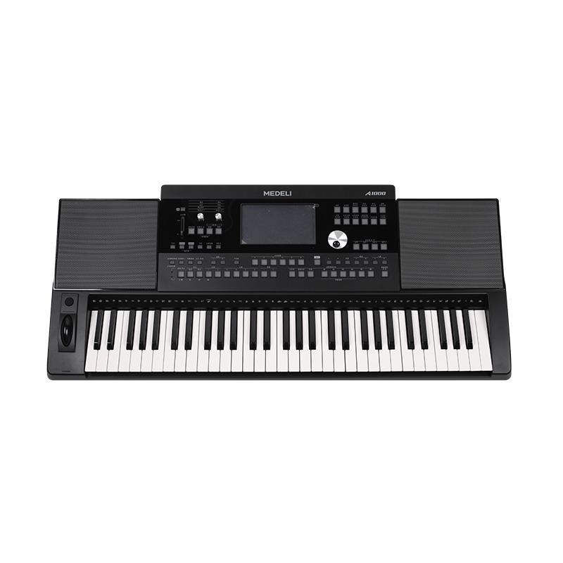 美得理 A800 A850 A1000 61键电子琴键盘
