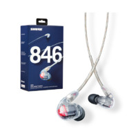SHURE 舒尔 SE846-BT1 四单元动铁HIFI监听耳机