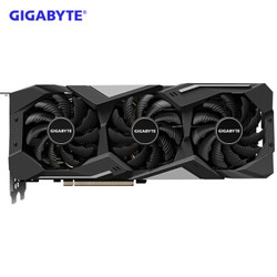 GIGABYTE 技嘉 Radeon RX 5700 XT GAMING OC 8G游戏显卡