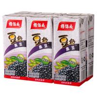 限地区 : 杨协成 黑豆豆奶 利乐包组合装 250ml*6盒 *6件