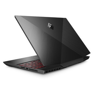 HP 惠普 暗影精灵5 Air 15.6英寸 游戏本(i7-9750H、16GB、1TB SSD、RTX2060 6G、100% RGB、黑色)