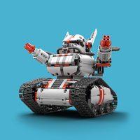 米兔 积木机器人履带机甲