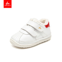 Amore Materno 爱慕·玛蒂诺 10Y052 儿童学步鞋 20 白红色