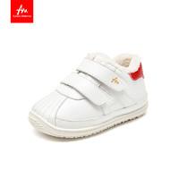 Amore Materno 愛慕·瑪蒂諾 10Y052 兒童學步鞋 20 白紅色