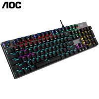 AOC GK410 机械键盘 青轴