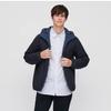 UNIQLO 优衣库 425076 男士轻型夹层连帽外套