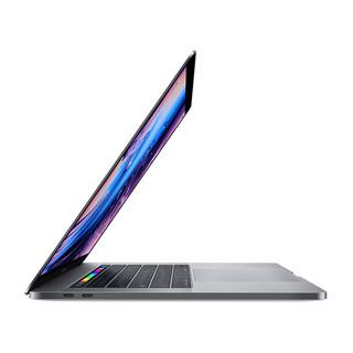 Apple 苹果 MacBook Pro 2018款 15.4英寸笔记本电脑(2.2GHz六核Intel Corei7、16G、256GB SSD、Radeon Pro 555X 4G、银色)