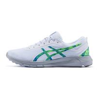 ASICS 亚瑟士 NITROFUZE FESTA 男士运动跑鞋 1021A396-100 白色 39码