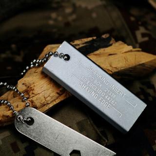 SOIDIERS WALKER 兵行者 户外装备求生防水镁棒