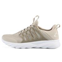 匹克(PEAK)男鞋轻逸透气舒适跑步鞋休闲运动鞋 DH910201 驼灰 39码