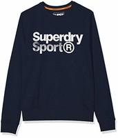 Superdry 极度干燥 男士 Core Sport Crew 运动衫