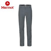 Marmot 土拨鼠 R42150 男士速干长裤