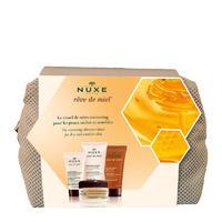银联爆品日 : NUXE 欧树 蜂蜜保湿滋养四件套装