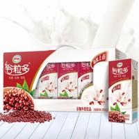 伊利 谷粒多 红谷粗粮牛奶饮品250ml*12盒  *2件
