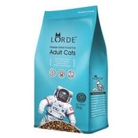 LORDE 里兜 猫冻干猫粮 营养通用型猫咪宠物粮 2kg