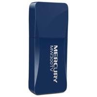 水星(MERCURY)MW300TV 300M电视无线网卡wifi接收器