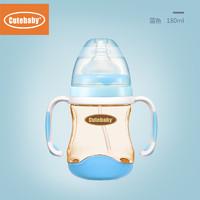 Cutebaby 可爱多 PPSU婴儿奶瓶 180mL