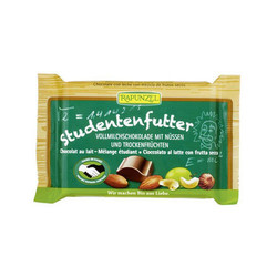 Rapunzel 长发公主 绿色天然学生助脑巧克力 100g