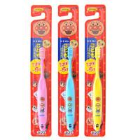 包邮:LION 狮王面包超人细毛软毛儿童牙刷1.5-5岁 *3件