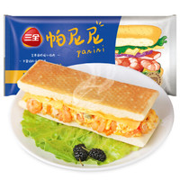 三全 帕尼尼 海鲜虾皇口味三明治 100g 早餐 早点