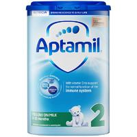 海外Aptamil 英国爱他美 幼儿配方奶粉 易乐罐 2段 800g/罐