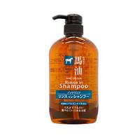 KUMANO 熊野油脂 无硅马油洗发水护发素二合一 600ml 成人 各种发质 通用 *4件