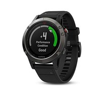 中亚Prime会员 : GARMIN 佳明 fenix 5 户外GPS心率表