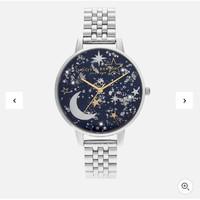 银联爆品日 : Olivia Burton Celestial Sunray 闪耀星空 女款时尚腕表