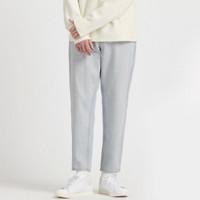 UNIQLO 优衣库 U系列 425818 宽腿窄口牛仔裤
